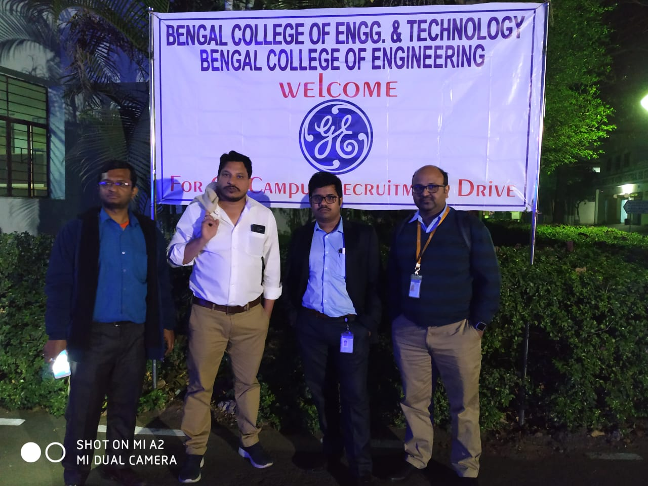 top placement college in West India