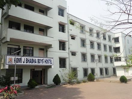 Homi J Bhabha Boys Hostel