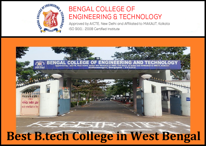 Best B.tech College in West Bengal