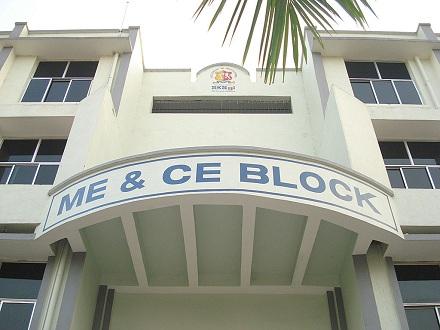ME CE Block