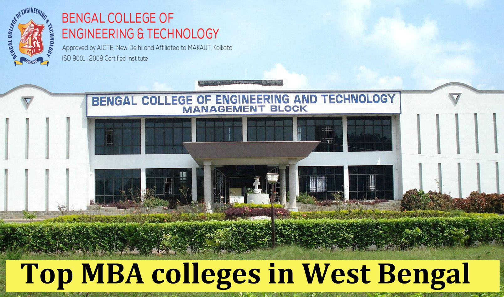 Top MBA College in West Bengal